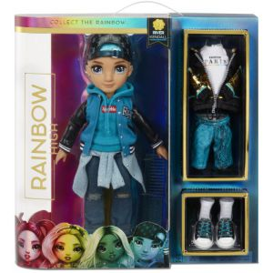 Rainbow High Fashion Doll Teal Boy
