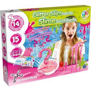 Glitter Slijm Fabriek Science4You