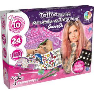 OnneDi Tattoo Fabriek Science4You