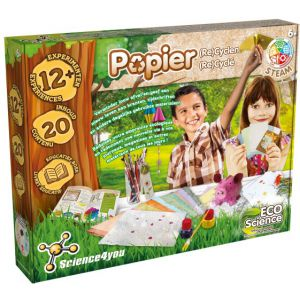 Science4you Papier Recyclen