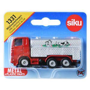 Siku vrachtwagen melkwagen