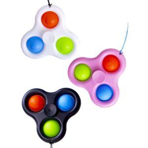 Fidget pop it spinner