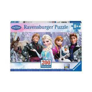 Puzzel disney frozen xxl 200 stukjes