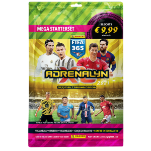Adrenalyn FIFA 365 2020/2021 starter