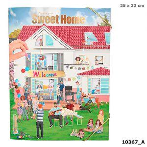 Create your Sweet Homekleurboek