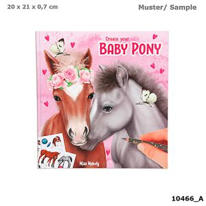 Miss Melody Create your Baby Pony