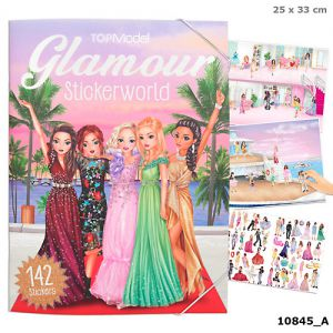 Glamour Stickerworld