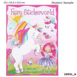 Princess Mimi Fairy Stickerworld