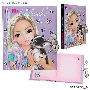 TOPmodel dagboek Jill & Chocolate