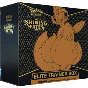 POK TCG Shining Fates Elite Trainer Box