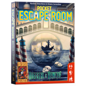 Escape Room Pocket: Diefstal in Venetie