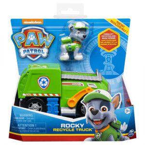 Paw Patrol Basic Vehicle Rocky