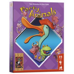 Spel Party animals