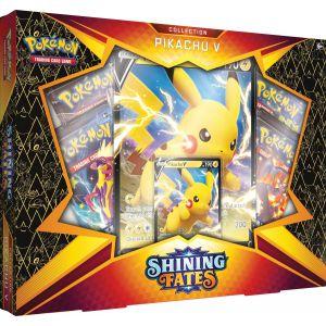 Pokemon TCG shining gates pikachu V box