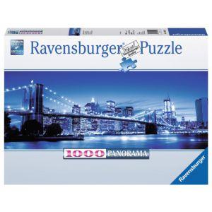 Puzzel 1000 stuks verlicht new york