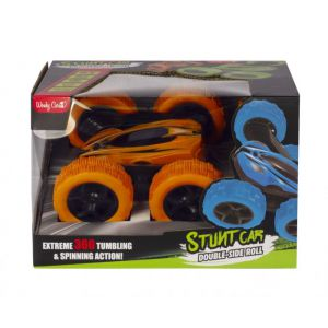 Wonky Cars 27 Mhz Stunt Car Orange
